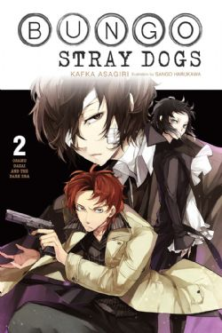 BUNGO STRAY DOGS -  -NOVEL- (ENGLISH V.) 02