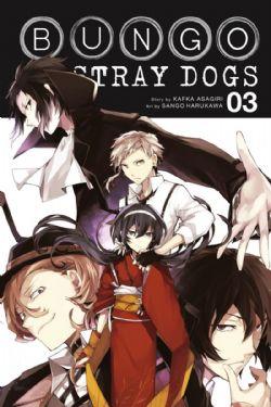 BUNGO STRAY DOGS -  -NOVEL- (ENGLISH V.) 03