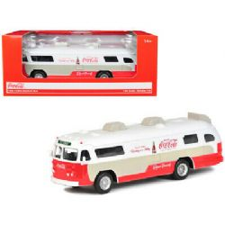 BUS -  1960 FLXIBLE STARLINER BUS - 1:64 SCALE