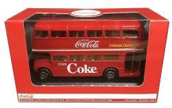 BUS -  1960 LONDON DOUBLE DECKER BUS - 1:64 SCALE