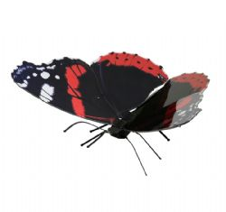 BUTTERFLIES -  RED ADMIRAL - 1 SHEET