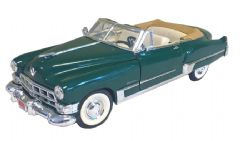 CADILLAC -  1949 COUPE DEVILLE 1/18 - USED