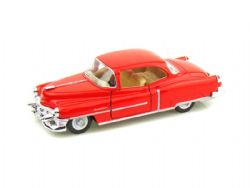 CADILLAC -  KT D/T CADILLAC 1953 SER 62 COUPE 1/43 - RED