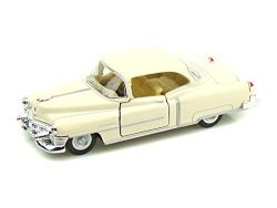 CADILLAC -  KT D/T CADILLAC 1953 SER 62 COUPE 1/43 - WHITE