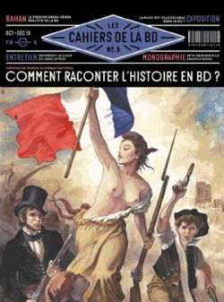 CAHIERS DE LA BD, LES -  COMMENT RACONTER L'HISTOIRE EN BD ? 09