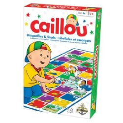 CAILLOU -  DRAGONFLIES AND SNAILS (MULTI)