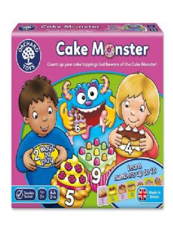CAKE MONSTER (ENGLISH)