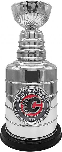 CALGARY FLAMES -  REPLICA (8 INCH) -  STANLEY CUP