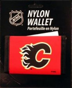 CALGARY FLAMES -  TRIFOLD WALLET