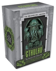 CALL OF CTHULHU -  CTHULHU (FIGURE WITH BOOKLET)