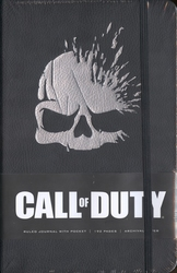 CALL OF DUTY -  HARDCOVER RULED JOURNAL (192 PAGES)