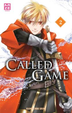 CALLED GAME -  (FRENCH V.) 02