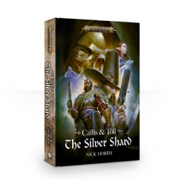 CALLIS & TOLL - THE SILVER SHARD -SOFT COVER (ENGLISH)