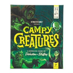CAMPY CREATURES (ENGLISH)