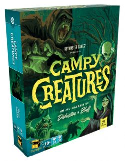 CAMPY CREATURES (FRENCH)