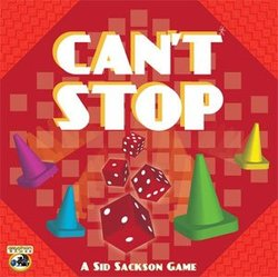 CAN'T STOP -  CAN'T STOP (ENGLISH)