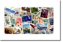 CANADA -  1000 ASSORTED STAMPS - CANADA