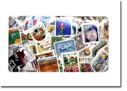 CANADA -  1200 ASSORTED STAMPS - CANADA