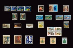 CANADA -  1981 COMPLETE YEAR SET, 31 NEW STAMPS