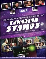 CANADA -  2017 UNITRADE SPECIALIZED CATALOGUE OF CANADIAN STAMPS