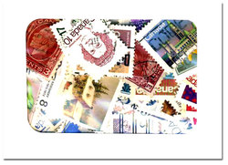 CANADA -  50 ASSORTED STAMPS - CANADA