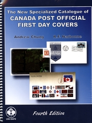 CANADA -  CANADA FIRST DAY COVER CATALOGUE - FOURTH EDITION