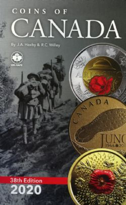 CANADA -  COINS OF CANADA 2020 (38TH EDITION)
