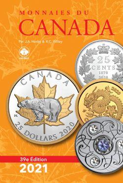 CANADA -  MONNAIES DU CANADA 2021 (39E ÉDITION)