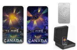CANADA'S UNEXPLAINED PHENOMENA -  THE MONTRÉAL INCIDENT -  2021 CANADIAN COINS 04