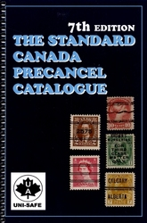 CANADA -  STANDARD CANADA PRECANCEL CATALOGUE (7TH EDITION)