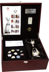CANADIAN FOOTBALL LEAGUE -  COLLECTOR SET FOR THE 100TH GREY CUP -  2012 CANADIAN COINS