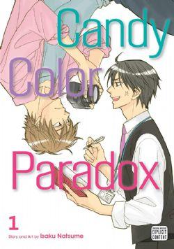 CANDY COLOR PARADOX -  (ENGLISH V.) 01