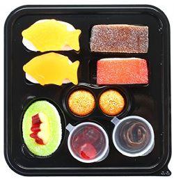 CANDY GUMMY SUSHI MINI BOX (3 OZ)