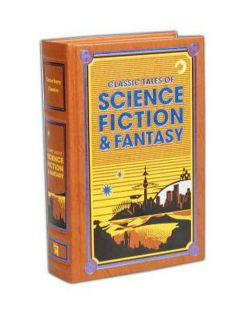 CANTERBURY CLASSICS -  CLASSIC TALES OF SCIENCE FICTION & FANTASY HC