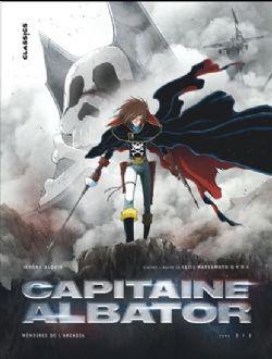 CAPITAINE ALBATOR -  DES COEURS BRÛLANTS D'AMOUR (FRENCH V.) -  MÉMOIRES DE L'ARCADIA 03