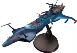 CAPTAIN ALBATOR -  SPACE PIRATE BATTLESHIP ARCADIA SECOND SHIP - 1/1500