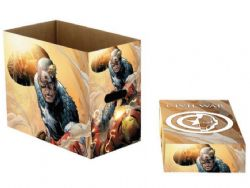 CAPTAIN AMERICA -  200 COMICS CARDBOARD BOX -  CIVIL WAR