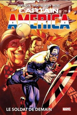 CAPTAIN AMERICA -  LE SOLDAT DE DEMAIN -  CAPTAIN AMERICA (2012) 02