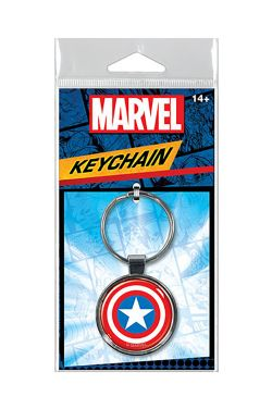 CAPTAIN AMERICA -  SHIELD KEYCHAIN