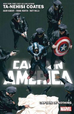 CAPTAIN AMERICA -  WINTER IN AMERICA TP -  CAPTAIN AMERICA VOL. 8 (2018-)