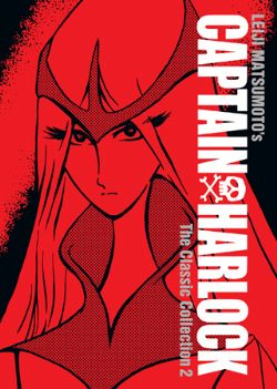 CAPTAIN HARLOCK -  (ENGLISH V.) -  THE CLASSIC COLLECTION 02