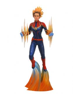CAPTAIN MARVEL -  CAPTAIN MARVEL PVC STATUE (11INCHES) -  MARVEL GALLERY