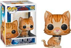 CAPTAIN MARVEL -  POP! VINYL BOBBLE-HEAD OF GOOSE THE CAT (4 INCH) 426