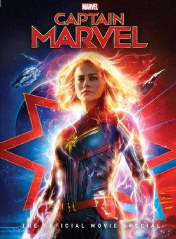 CAPTAIN MARVEL -  THE OFFICIAL MOVIE SPECIAL