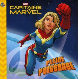 CAPTAINE MARVEL -  À PLEINE PUISSANCE