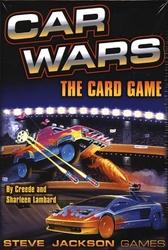 CAR WARS -  CAR WARS - THE CARD GAME (ENGLISH)