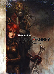 CARBON GREY -  ART OF CARBON GREY HC