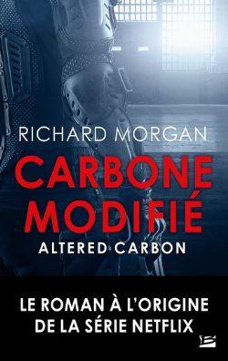 CARBONE MODIFIÉ -  ALTERED CARBON 01