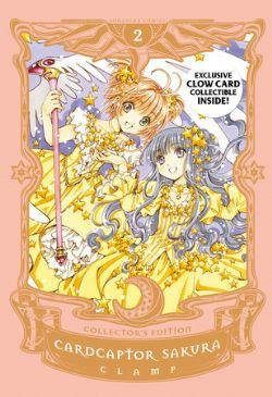 CARD CAPTOR SAKURA -  (COLLECTOR'S EDITION) (ENGLISH V.) 02
