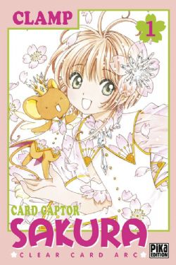 CARD CAPTOR SAKURA -  (FRENCH V.) -  CLEAR CARD ARC 01